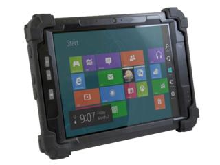 Rugged Industrial Tablet RT 104-E