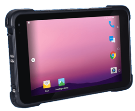 Android 8.1 Industrie Tablet 8-Zoll und IP65
