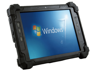 Robuster Industrie/ Outdoor-Tablet PC: DT301