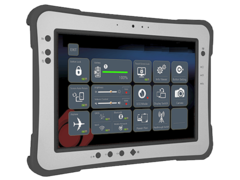 Rugged Tablet RT 101-E-WIN