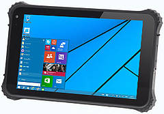Robustes Industrie Outdoor Tablet mit Windows TE80