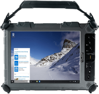 Extrem Rugged Outdoor Tablet iX 104C6 = XC6