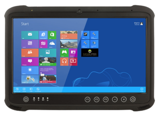 Robuster Industrie Outdoor Tablet PC IM 133