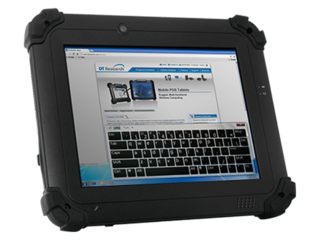 Robuster Industrie Outdoor TabletPC DT 398B