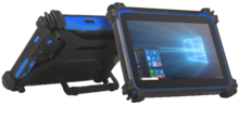 Rugged Outdoor Industrie 9Zoll Tablet PC DT395C