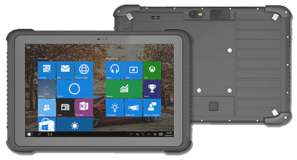 Rugged Outdoor Industrie Tablet PC TE80B
