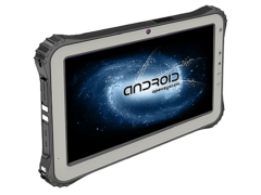 Robustes Industrie Outdoor Tablet mit Android TE101